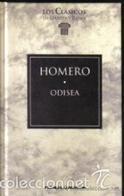 Odisea. Clásicos de Grecia y Roma (Homero): Homero