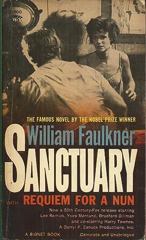 Sanctuary With Requiem For a Nun: Faulkner, William