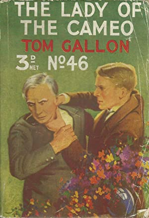 The Lady of the Cameo: Gallon, Tom