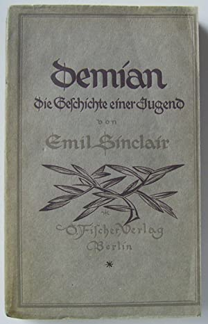 Demian: Emil Sinclair (Hermann Hesse)