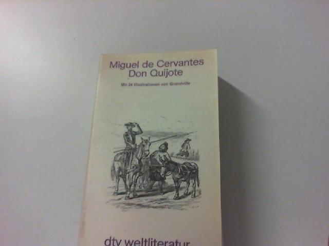 Der sinnreiche Junker Don Quijote von der: Cervantes, Miguel de:
