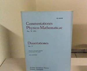 dissertationes mathematicae Good stuff, including the link to stanisaw wierczkowski's monograph in  dissertationes mathematicae where he carries out the proof of the.