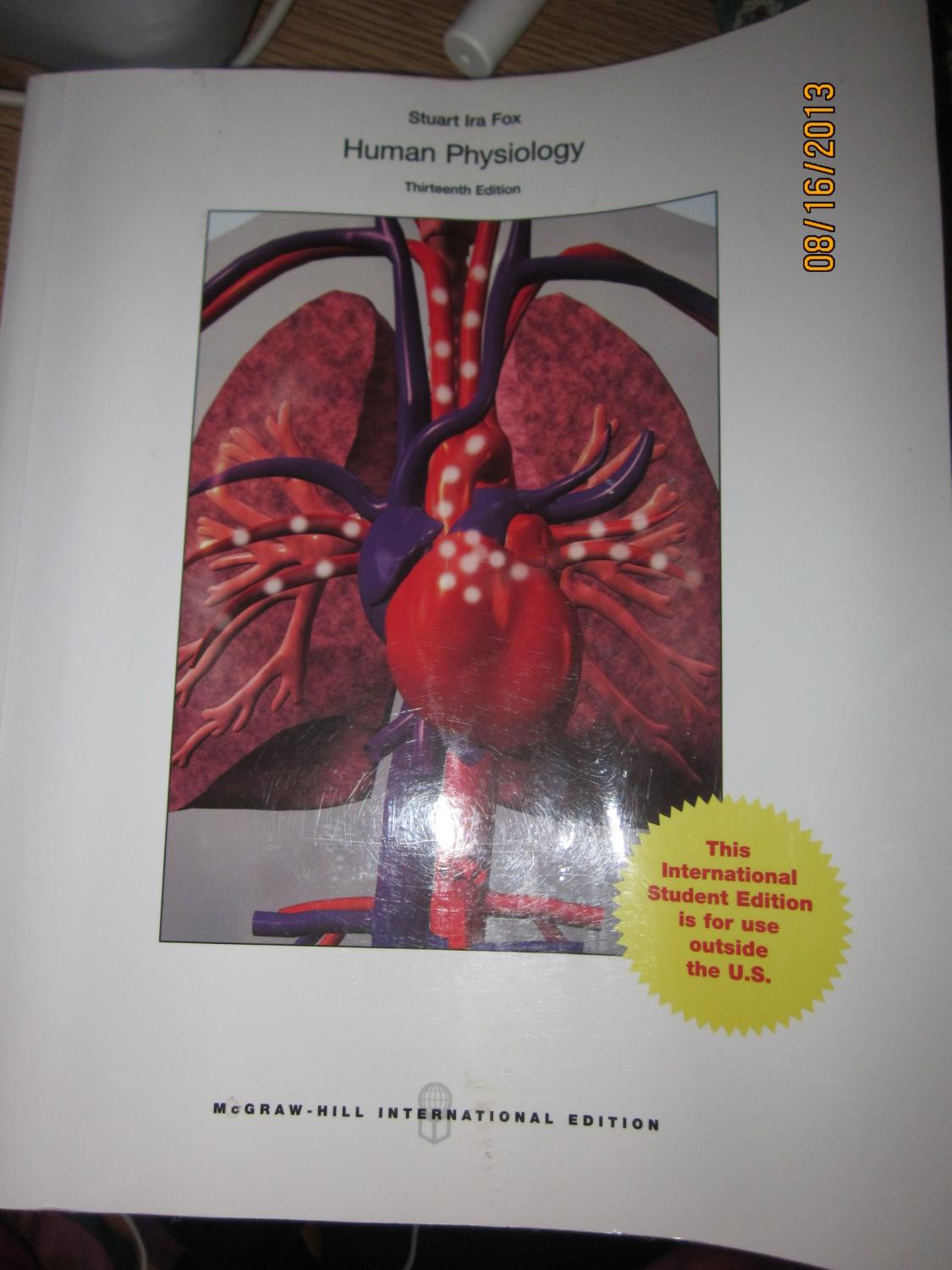 Ziemlich Mcgraw Hill Anatomy And Physiology 13th Edition Galerie ...