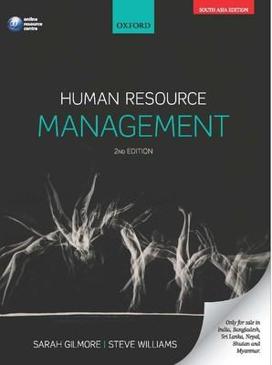 Human Resource Management ( 2nd Edition ): Sarah Gilmore , Steve Williams