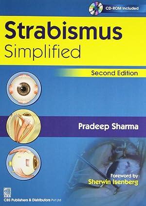 Strabismus Simplified With CD-Rom ( 2nd Edition: Pradeep Sharma
