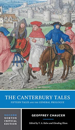 The Canterbury Tales: Fifteen Tales and the: Geoffrey Chaucer