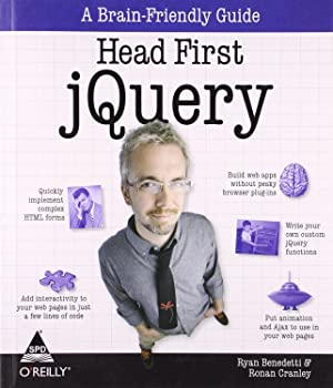 Head First jQuery: Ryan Benedetti ,