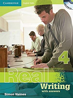 Cambridge English Skills Real Writing 4 with Answers and Audio CD: Simon Haines