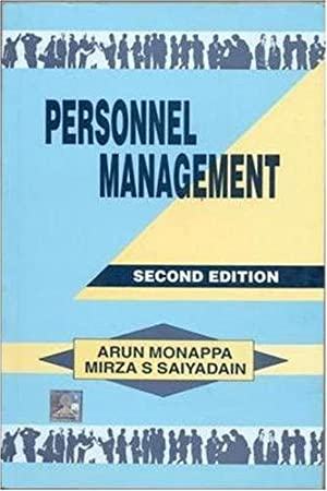 Personnel Management ( 2nd Edition ): Arun Monappa ,
