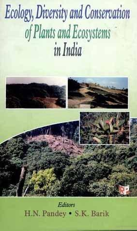 Ecology of Diversity and Conservation of Plants: H N Pandey,