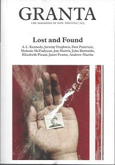 Granta 105: Lost and Found: Clark, Alex (editor)