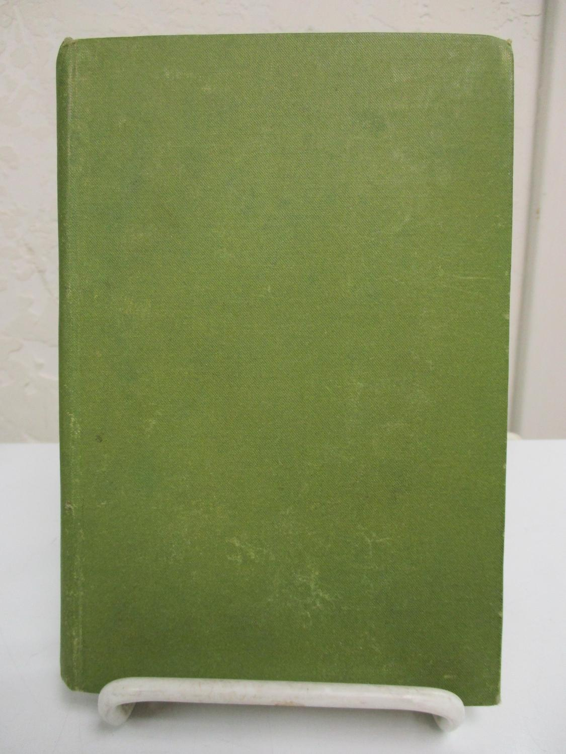 Descriptive List of Trees, Shrubs and Economic Herbs of the Southern Circle, Central Provinces. Haines, H.H. Very Good Hardcover
