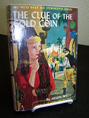 The Clue of the Gold Coin.: Wells, Helen.
