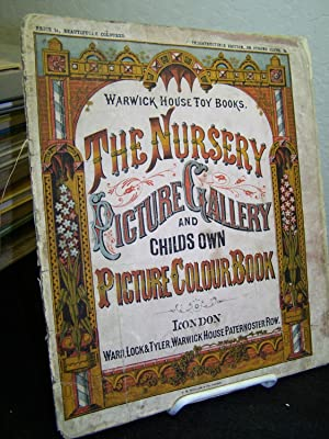 The Nursery Picture Gallery and Childs Own Picture Colour Book.: No Author Noted.