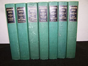 Ainsworth's Novels (7 volumes); Windsor Castle; The Tower of London (Jane, the Queen); The ...