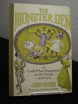 The Monster Den.: Ciardi, John.