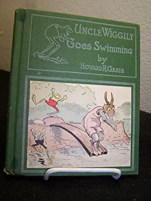 Uncle Wiggily Goes Swimming.: Garis, Howard R.