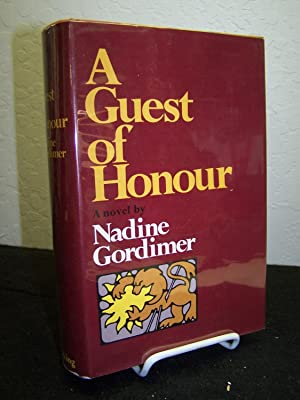 A Guest of Honour.: Gordimer, Nadine.