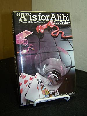 A is for Alibi.: Grafton, Sue.