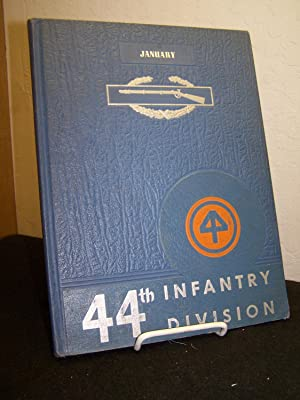Forty Fourth Infantry Division: Fort Lewis, Washinton, January 1953.: Bolen, Harry L.