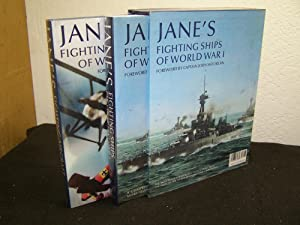 Jane s Fighting Aircraft of World War I: Jane s Fighting Ships of World War I. 2 volumes.
