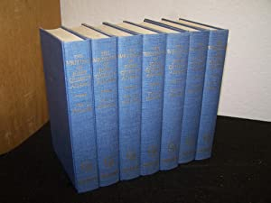Writings of John Quincy Adams. 7 volumes.: Ford, Worthington Chauncey, editor.