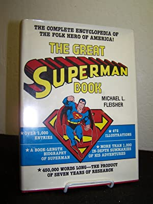 The Great Superman Book: Fleisher, Michael L.