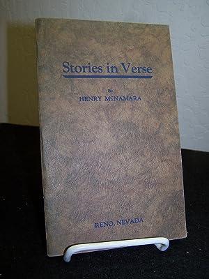 Stories in Verse.: McNamara, Henry.
