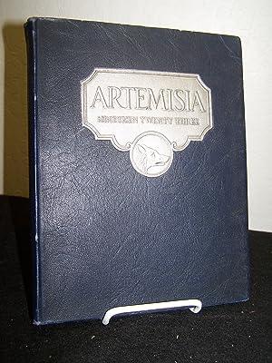 Artemisia 1923 (University of Nevada Yearbook).: Sheerin, Chris, editor.