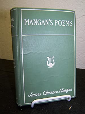 Poems.: Mangan, James Clarence.