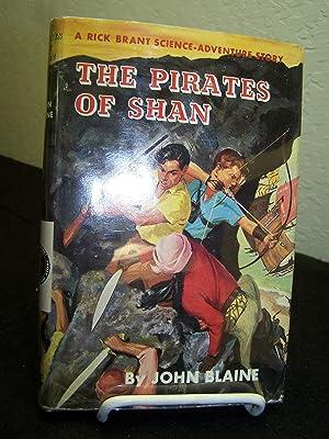 The Pirates of Shan.: Blaine, John.