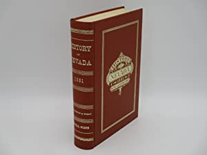 Thompson and West?s History of Nevada 1881.: Angel, Myron.