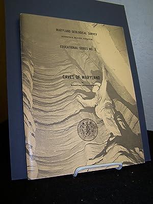 Caves of Maryland.: Franz, Richard and Dennis Slifer.