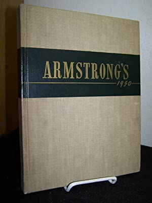 Armtrong?s Pattern Book 1950.: Armstrong Cork Company.