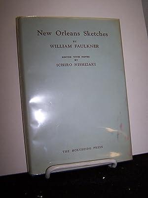 New Orleans Sketches.: Faulkner, William.