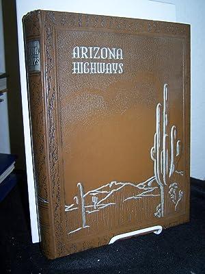 Arizona Highways Magazine 1971, (12 months, bound volume).: Various authors.