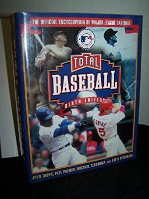 Total Baseball: The Official Encyclopedia of Major League Baseball. Sixth Edition.