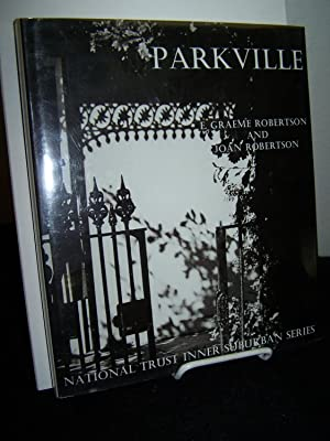 Parkville.: Robertson, E. Graeme and Joan Robertson.