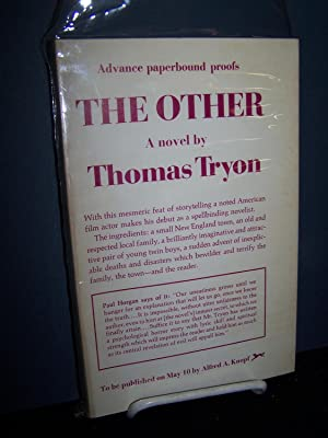 The Other.: Tryon, Thomas.