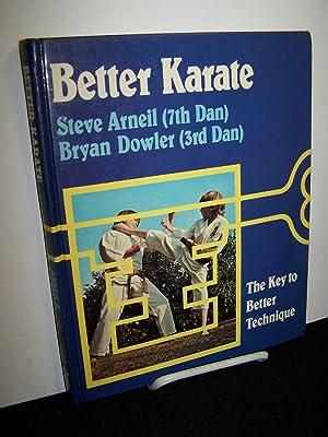 Resultado de imagen de better karate book steve arneil bryan dowler