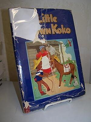 Little Brown Koko.: Hunt, Blanche Seale.