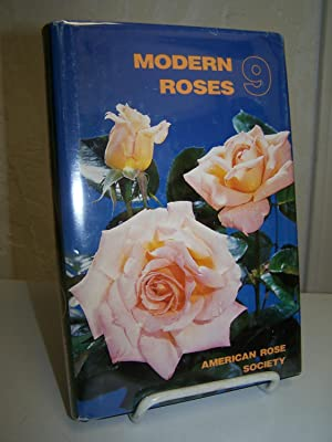 Modern Roses 9: The International Checklist of: Haring, P.A. (Editor).