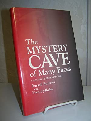 The Mystery Cave of Many Faces.: Burrows, Russell and Fred Rydholm.