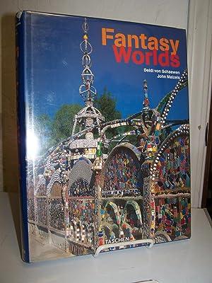 Fantasy Worlds.: von Schaewen, Deidi