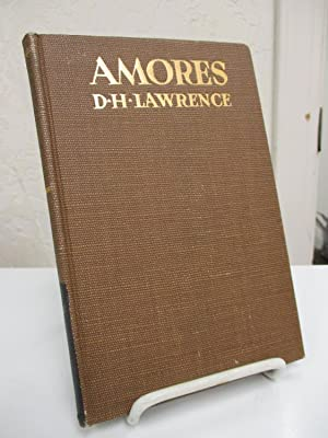 Amores.: Lawrence, D.H.