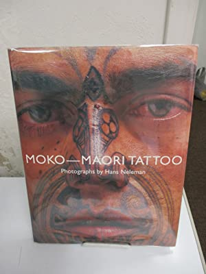 Moko-Maori Tattoo: Photographs by Hans Neleman.: Iti, Tame Wairere,