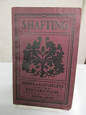 Price List of Patent Cold-Rolled Steel Shafting.: Jones & Laughlins.