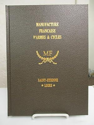 Manufacture Francaise D'Armes et Cycles. 1939.: Manufrance.