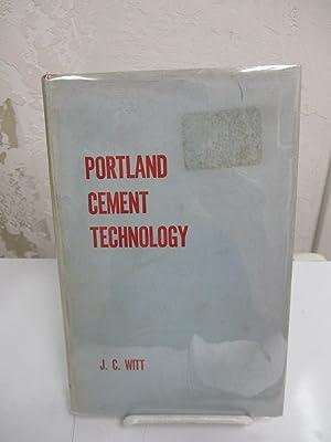 Portland Cement Technology.: Witt, J.C.