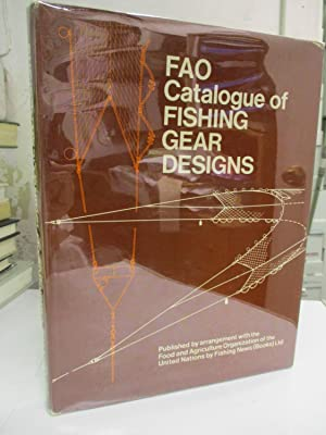FAO Catalogue of Fishing Gear Designs.: Anonymous.